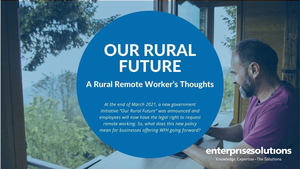 Our Rural Future